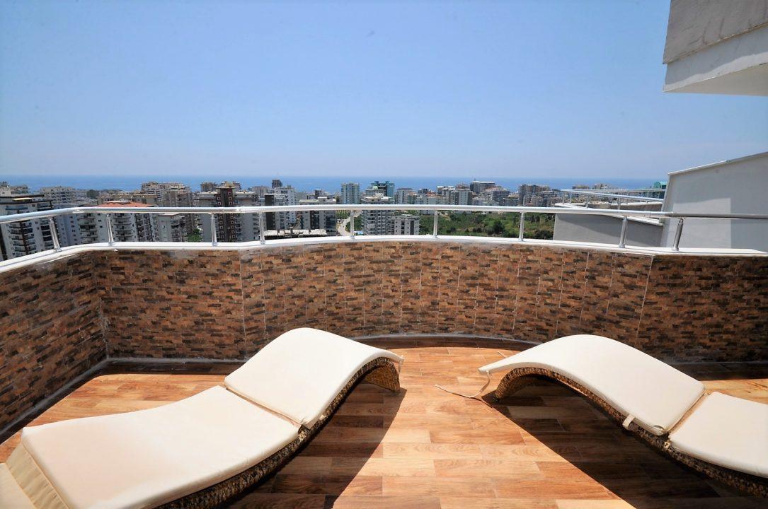 Меблированная квартира 2+1 с видом на море - Фото 8