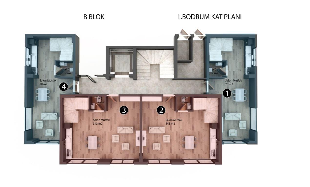 Новые квартиры в районе Кестель - Фото 28