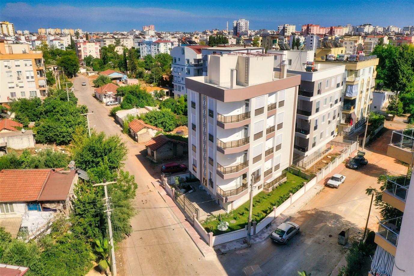 Новые квартиры в готовом жилом комплексе в центре Антальи - Фото 1