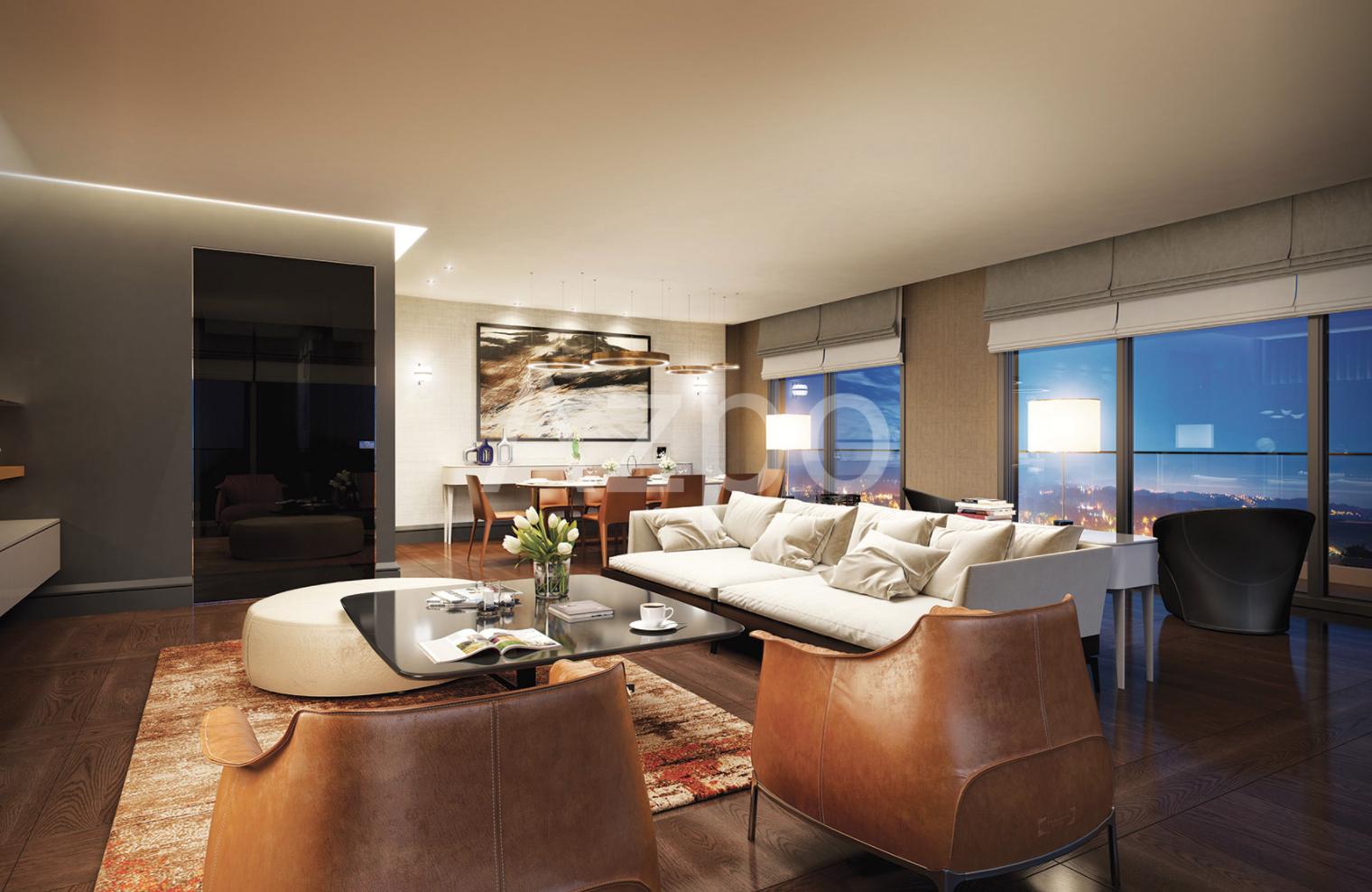 Квартиры в новом жилом комплексе у берега Мраморного моря - Фото 14