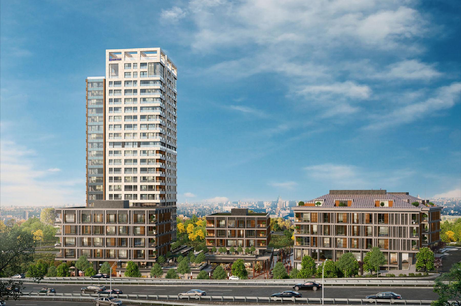 «Умные» квартиры в новом жилом комплексе Стамбула - Фото 13
