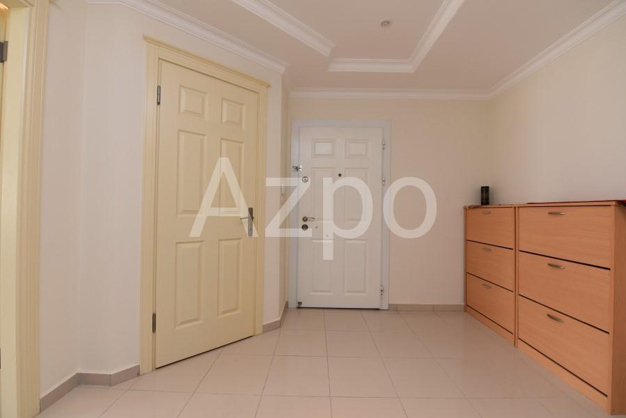 Большая меблированная квартира 2+1 в Махмутларе - Фото 11