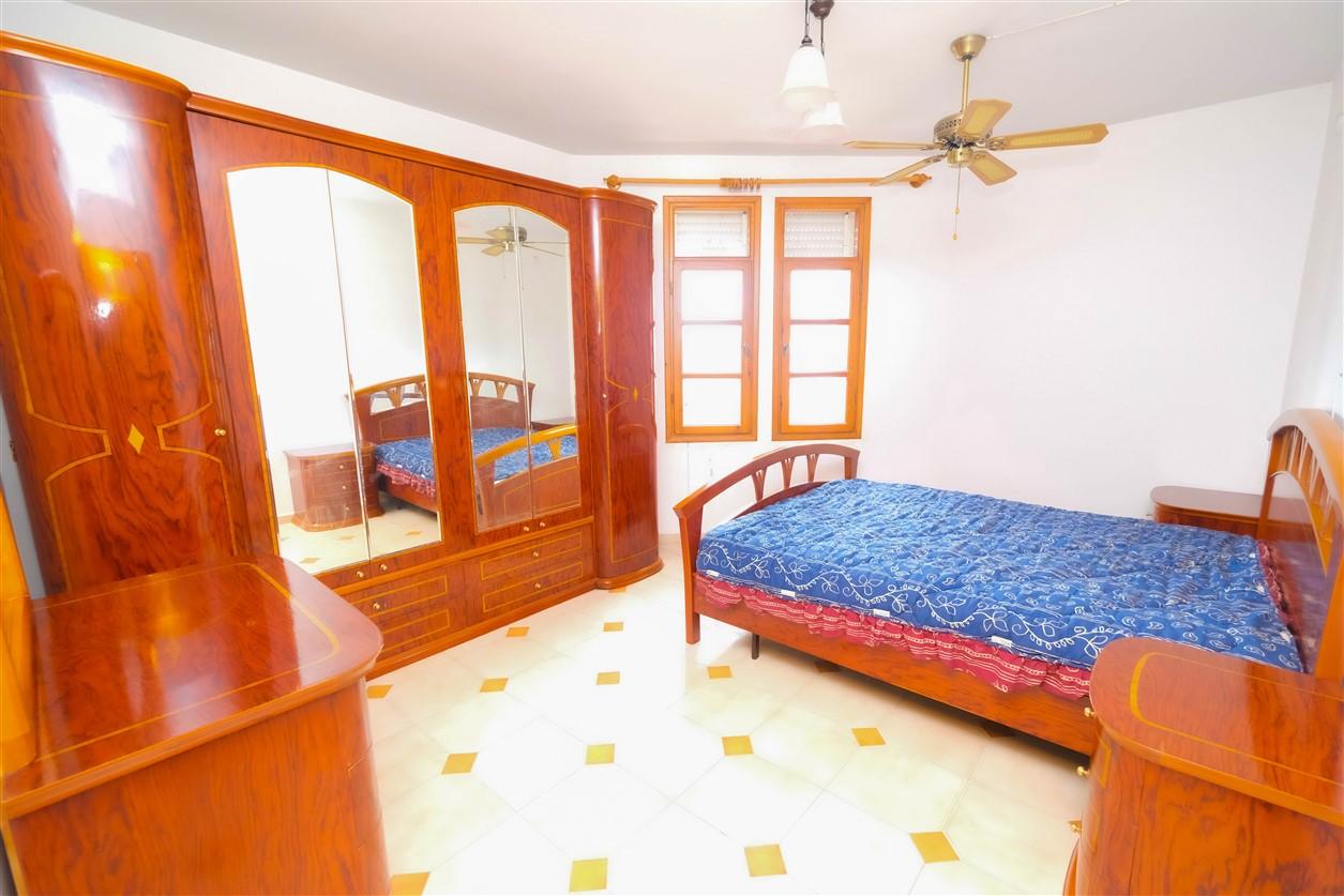 Трёхкомнатная квартира в микрорайоне Лиман Анталья - Фото 23