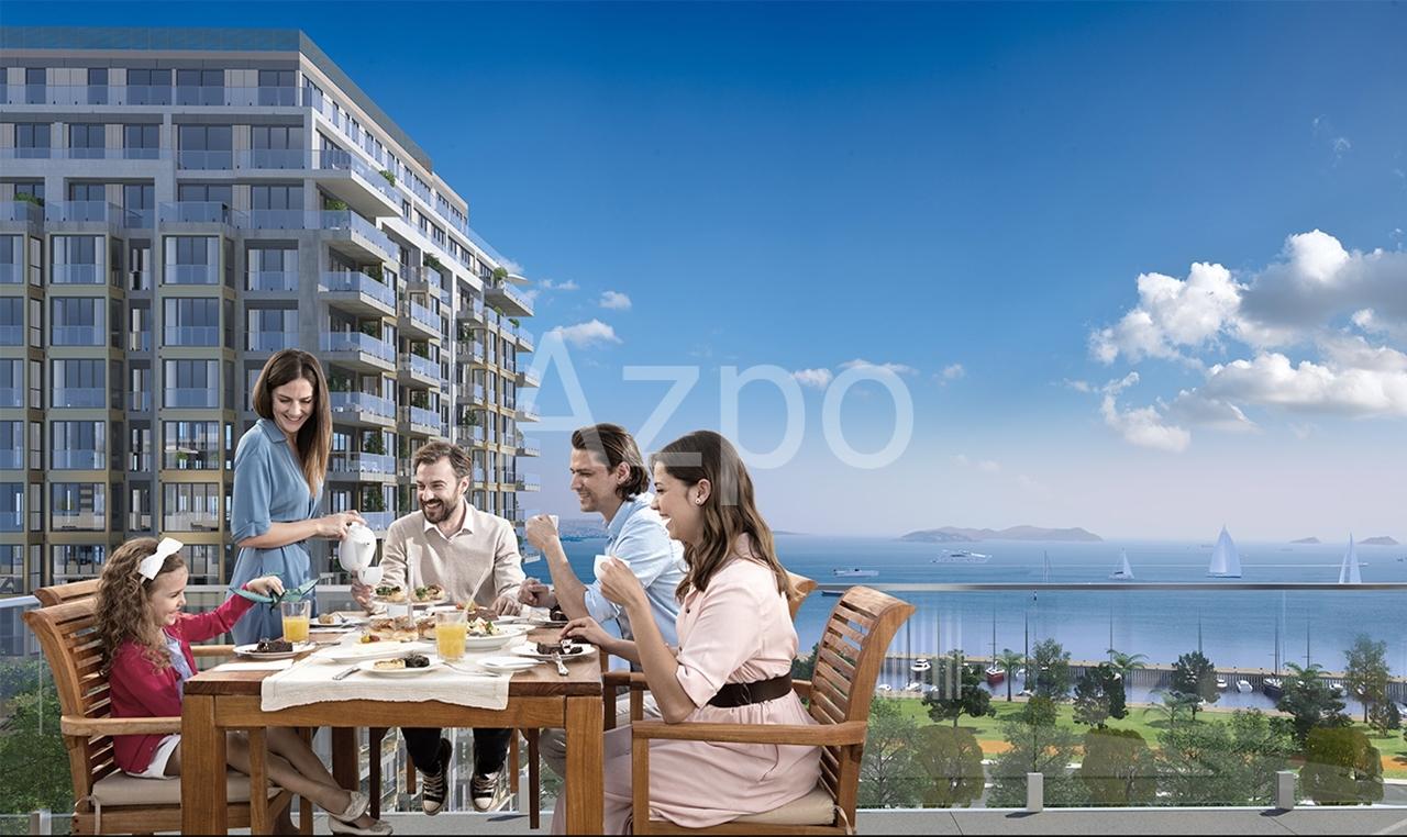 Современные квартиры на берегу Мраморного моря - Фото 9