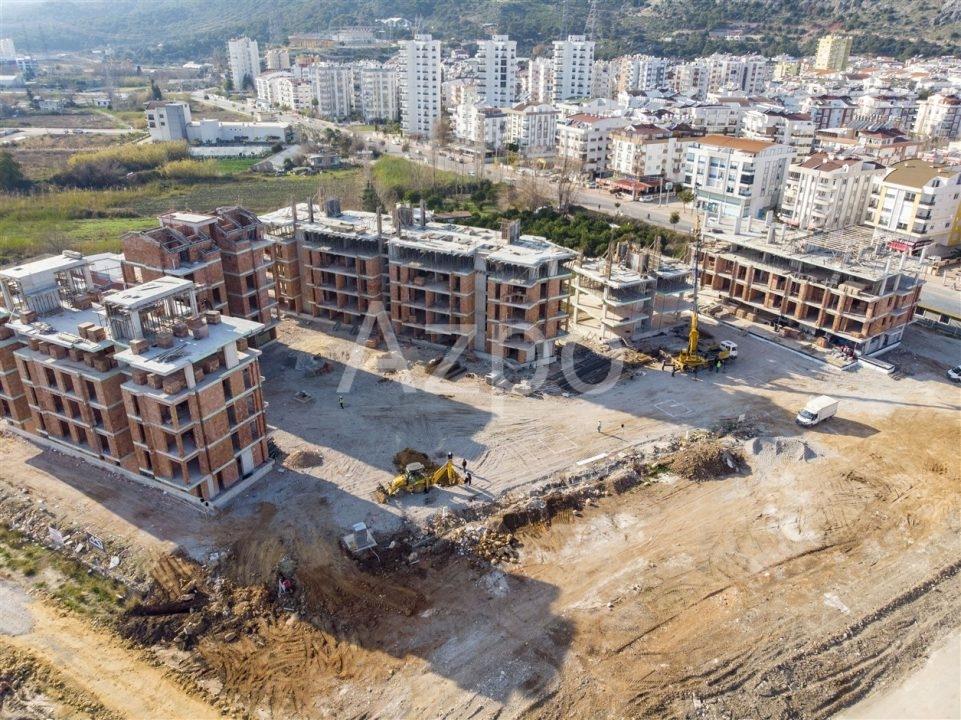 Проект на завершающей стадии строительства в Коньяалты - Фото 26