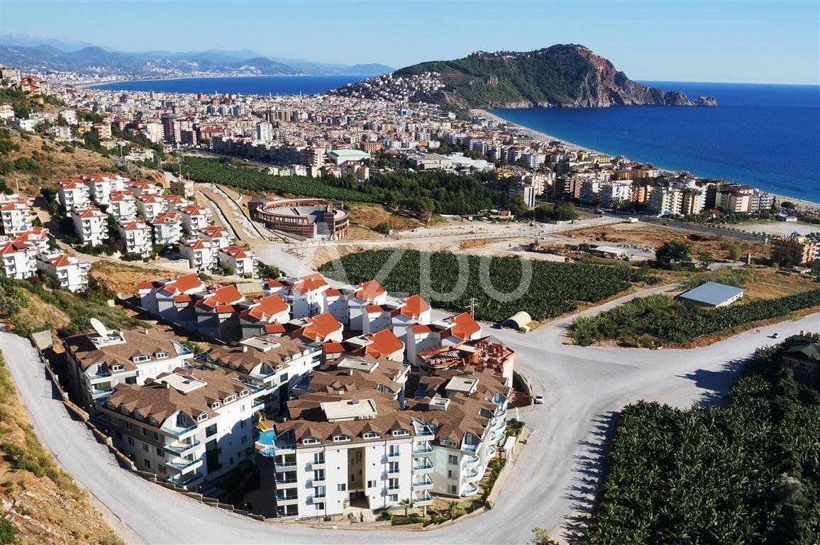 Апартаменты в элитном комплексе у пляжа Клеопатры - Фото 14