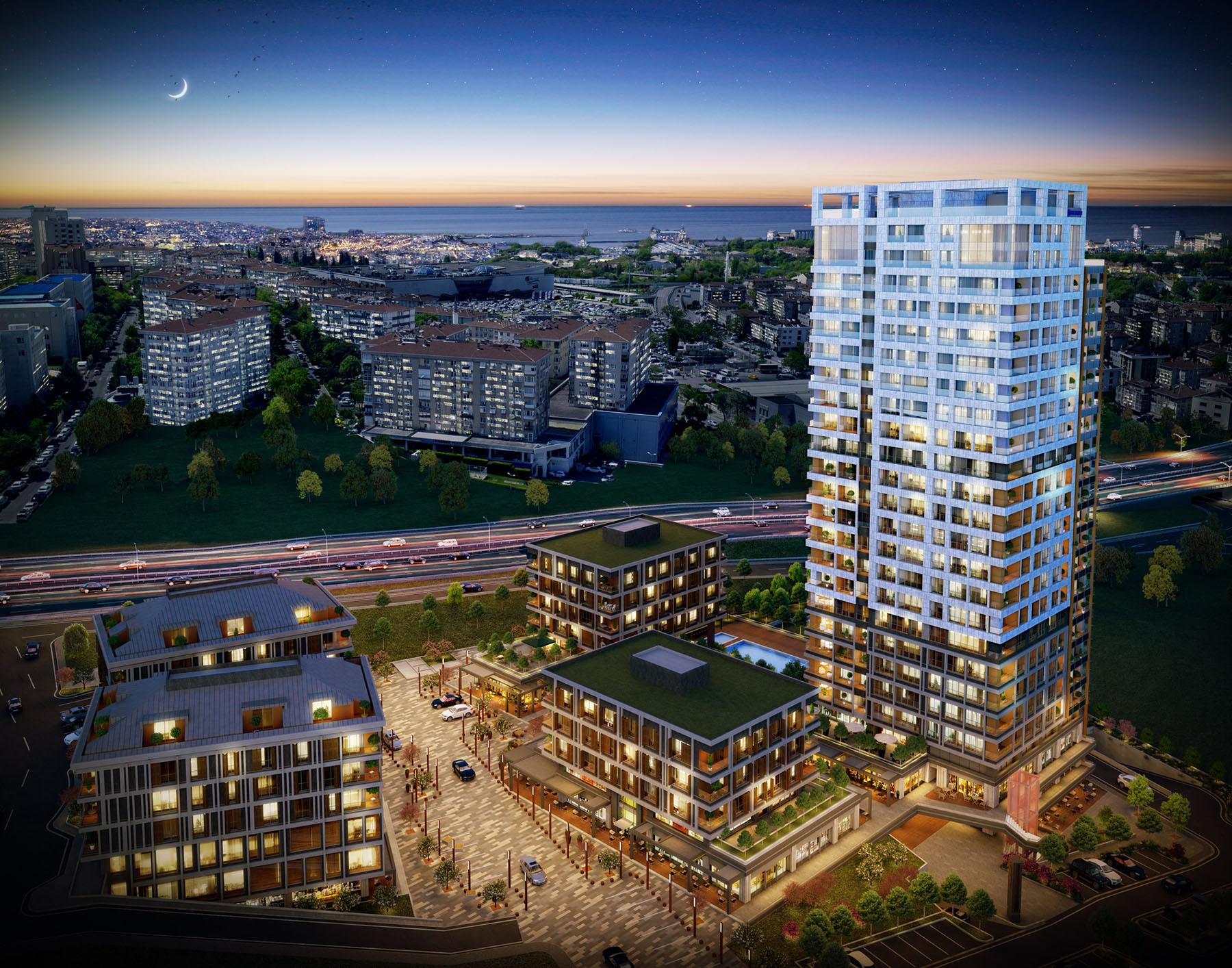 «Умные» квартиры в новом жилом комплексе Стамбула - Фото 18