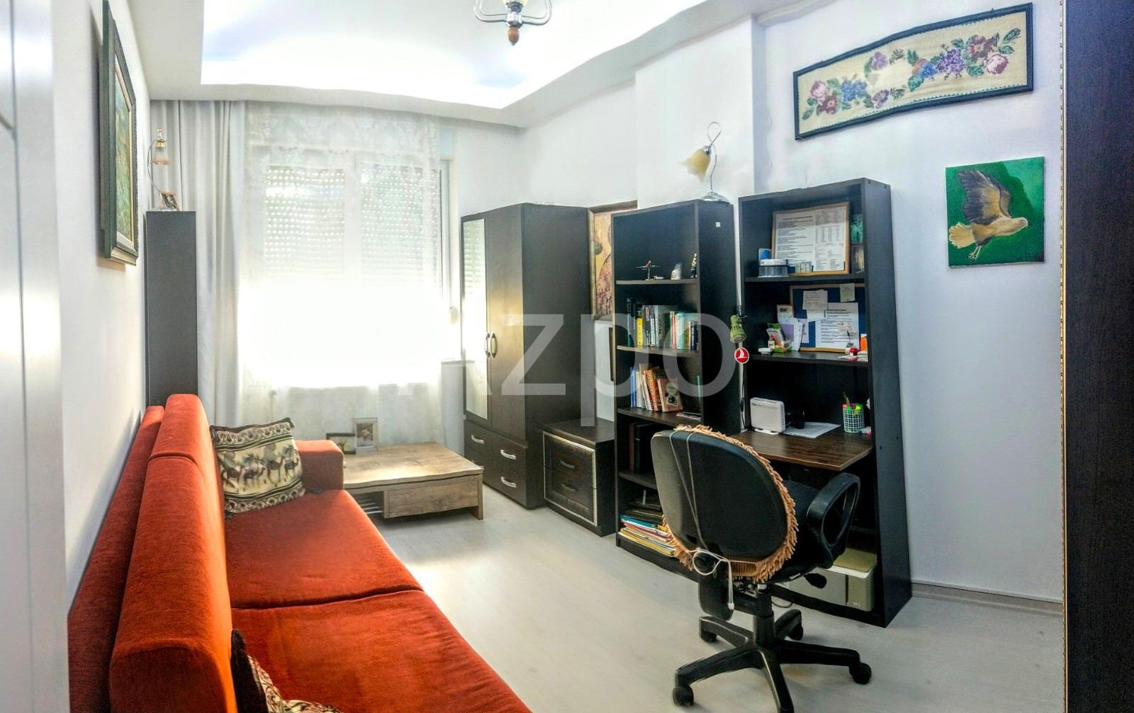 Привлекательная квартира 2+1 с мебелью Анталья - Фото 11