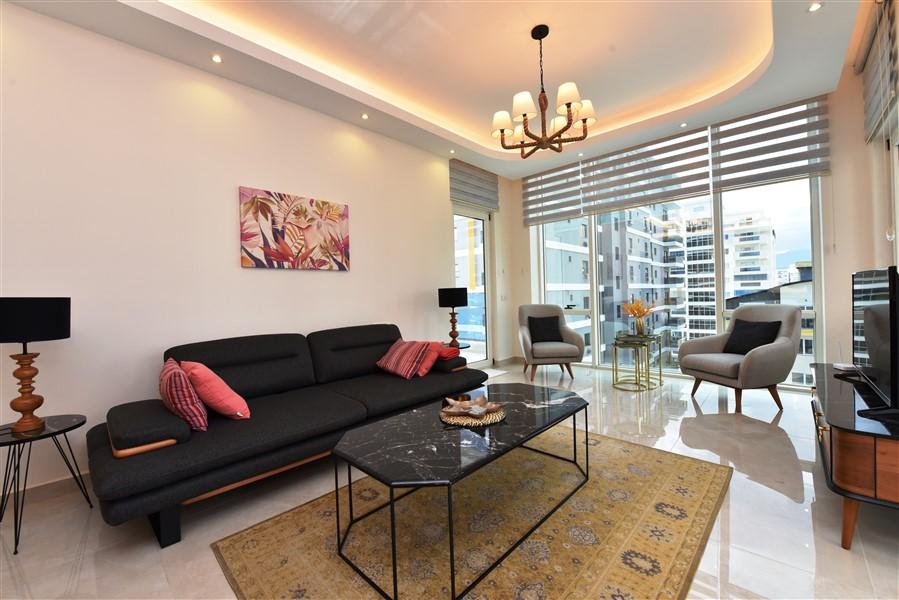 Трёхкомнатная квартира с мебелью в комплексе Premium класса - Фото 12