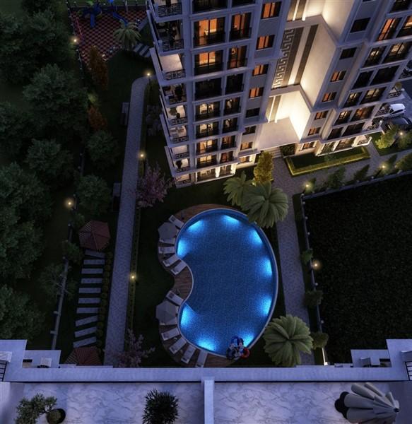 Новые квартиры в центре Аланьи по ценам застройщика - Фото 22