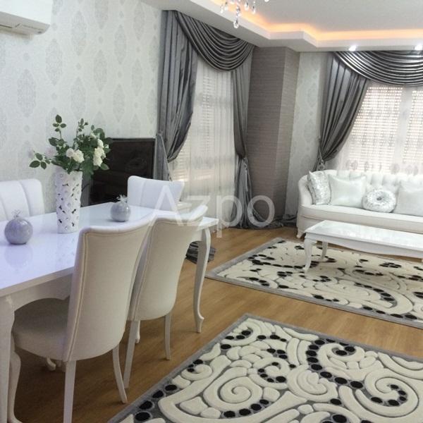 Квартира 3+1 с мебелью в центре района Лара Анталия - Фото 15
