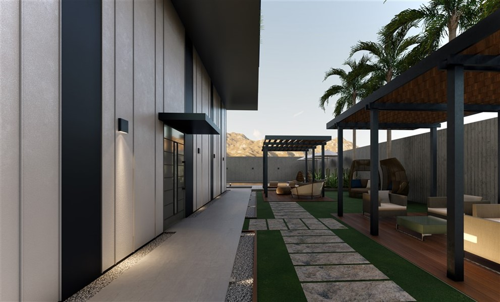 Новый строящийся жилой комплекс в Каргыджак - Фото 7