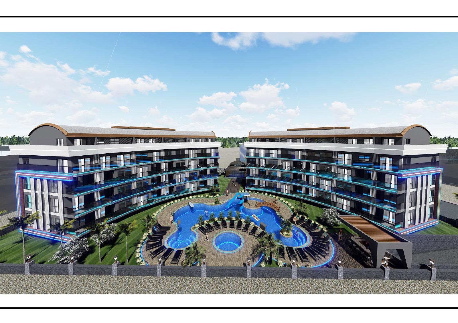 Квартиры в элитном комплексе район Оба (инвестиционный проект) - Фото 1