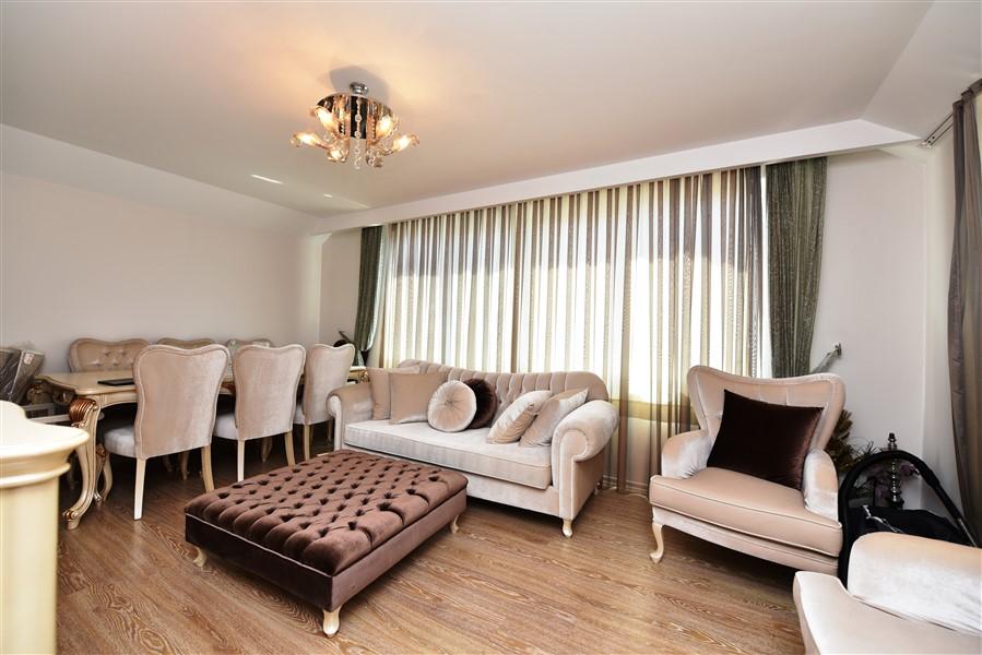 Двухуровневый пентхаус 3+1 с мебелью в районе Кестель - Фото 11