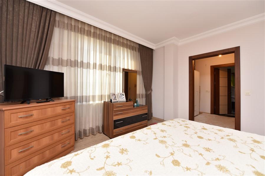 Просторная квартира 3+1 с мебелью в Аланье - Фото 23