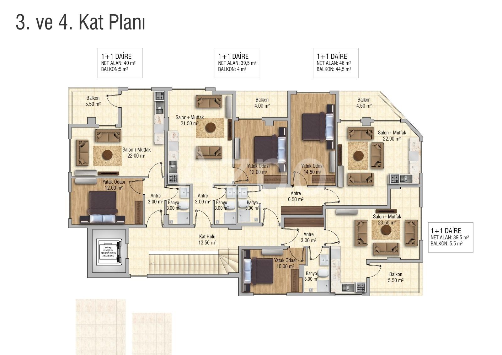 Квартиры в комплексе по привлекательной цене - Фото 10