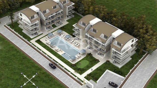 Апартаменты и пентхаусы к новом комплексе Белек - Фото 23