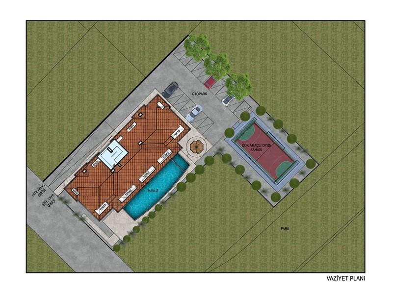 Жилой комплекс на этапе строительства в районе Кестель - Фото 30