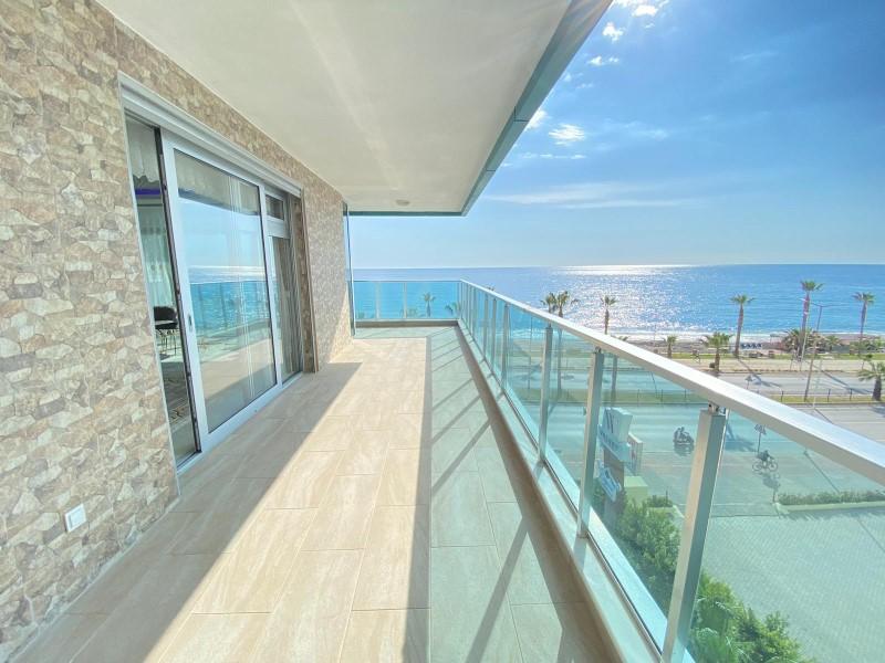 Меблированная квартира 2+1 с видом на Средиземное море - Фото 18