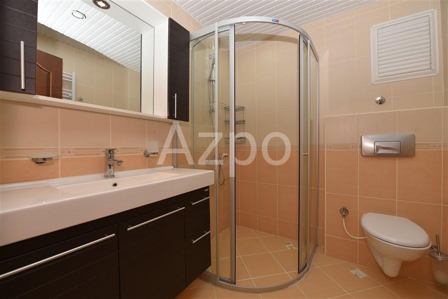Квартира 2+1 с мебелью и видом на море - Фото 21