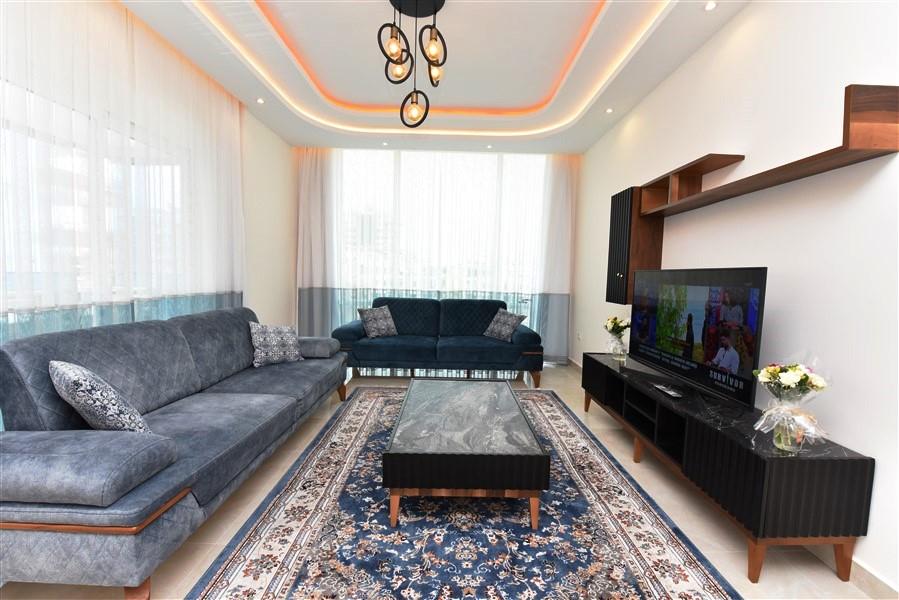 Квартира 3+1 с отдельной кухней в районе Махмутлар - Фото 22