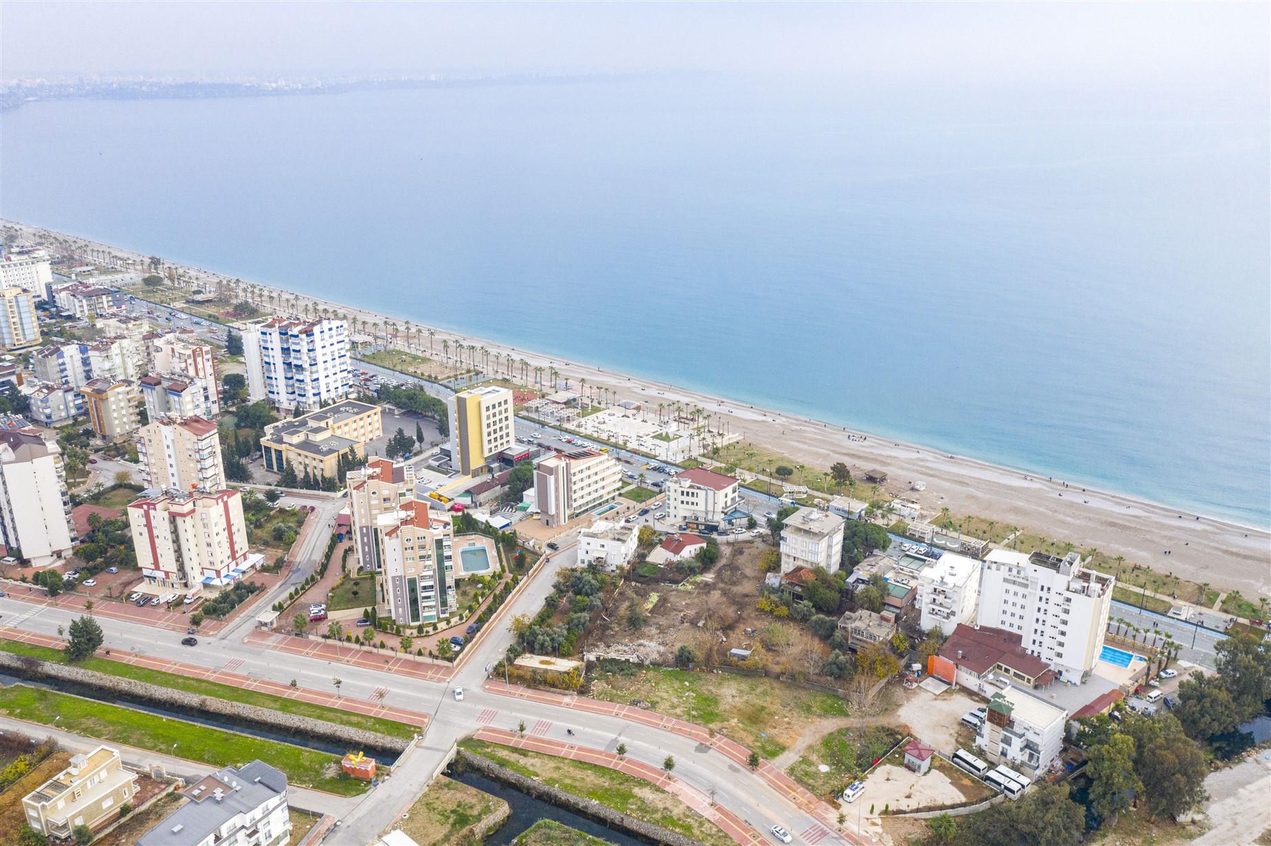 Квартиры с видом на Средиземное море в Коньяалты Анталия - Фото 3