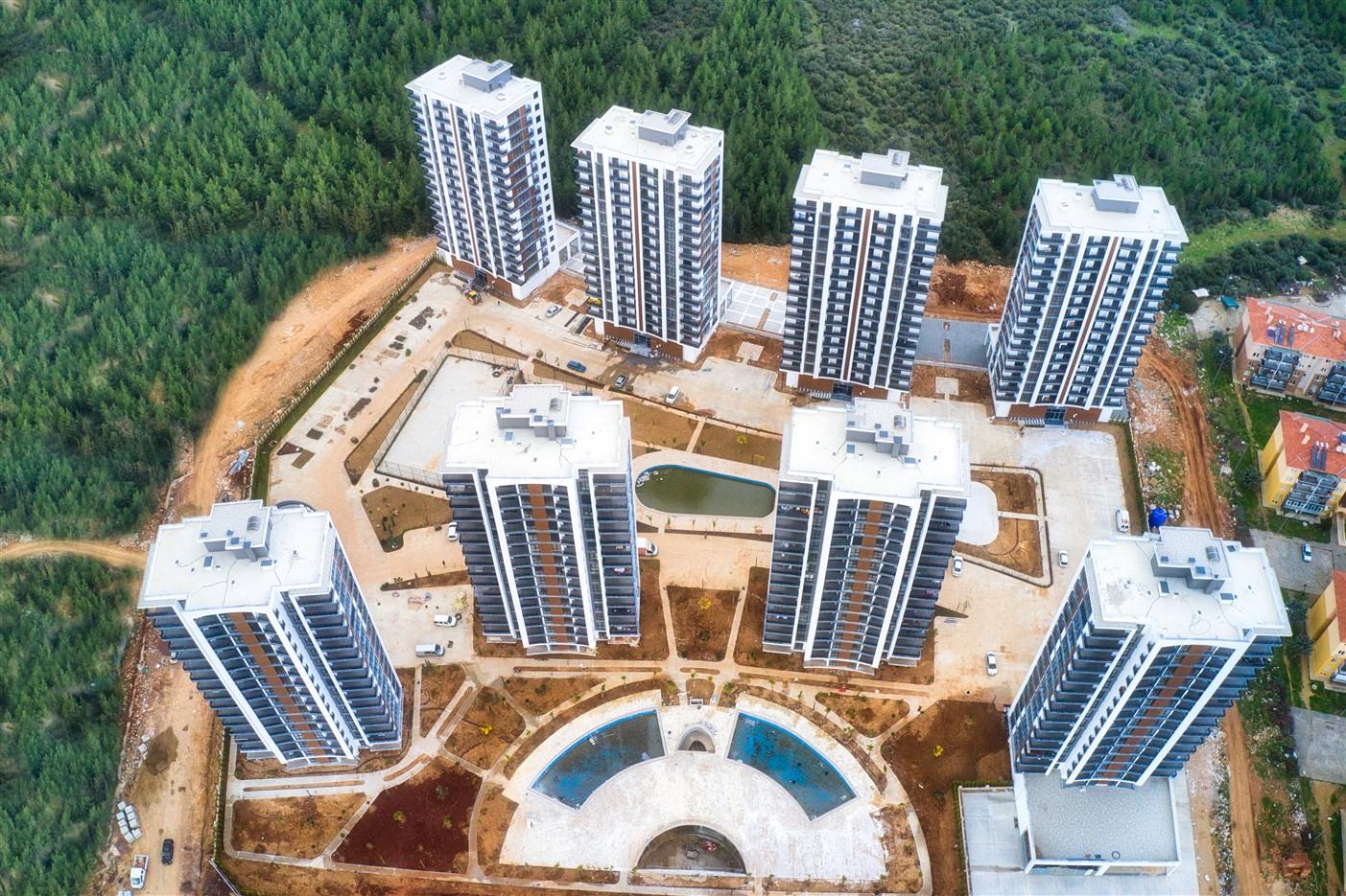 Квартиры в новом комплексе в районе Дошемеалты Анталия - Фото 6