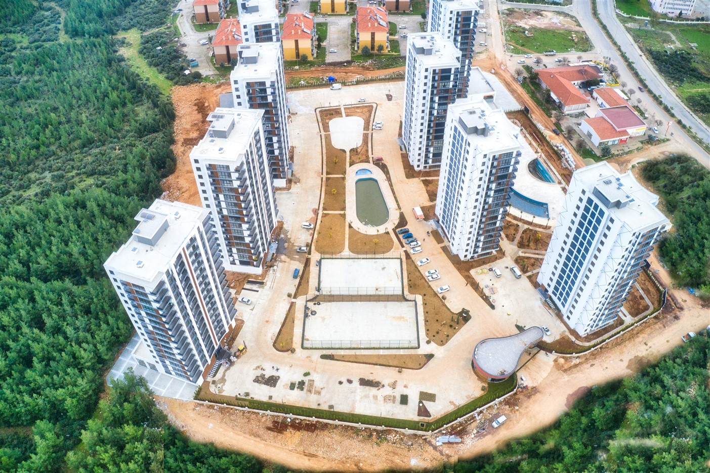 Квартиры в новом комплексе в районе Дошемеалты Анталия - Фото 3