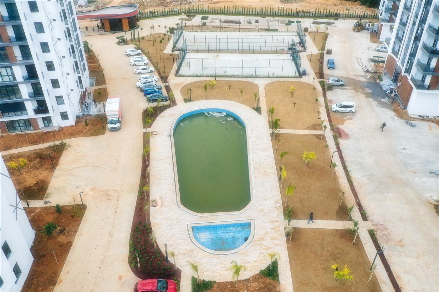 Квартиры в новом комплексе в районе Дошемеалты Анталия - Фото 5