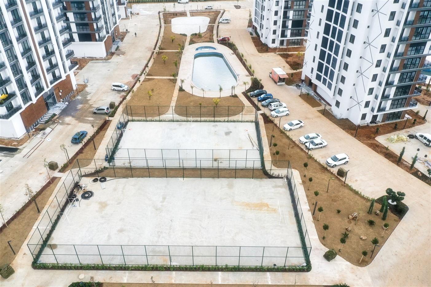 Квартиры в новом комплексе в районе Дошемеалты Анталия - Фото 4