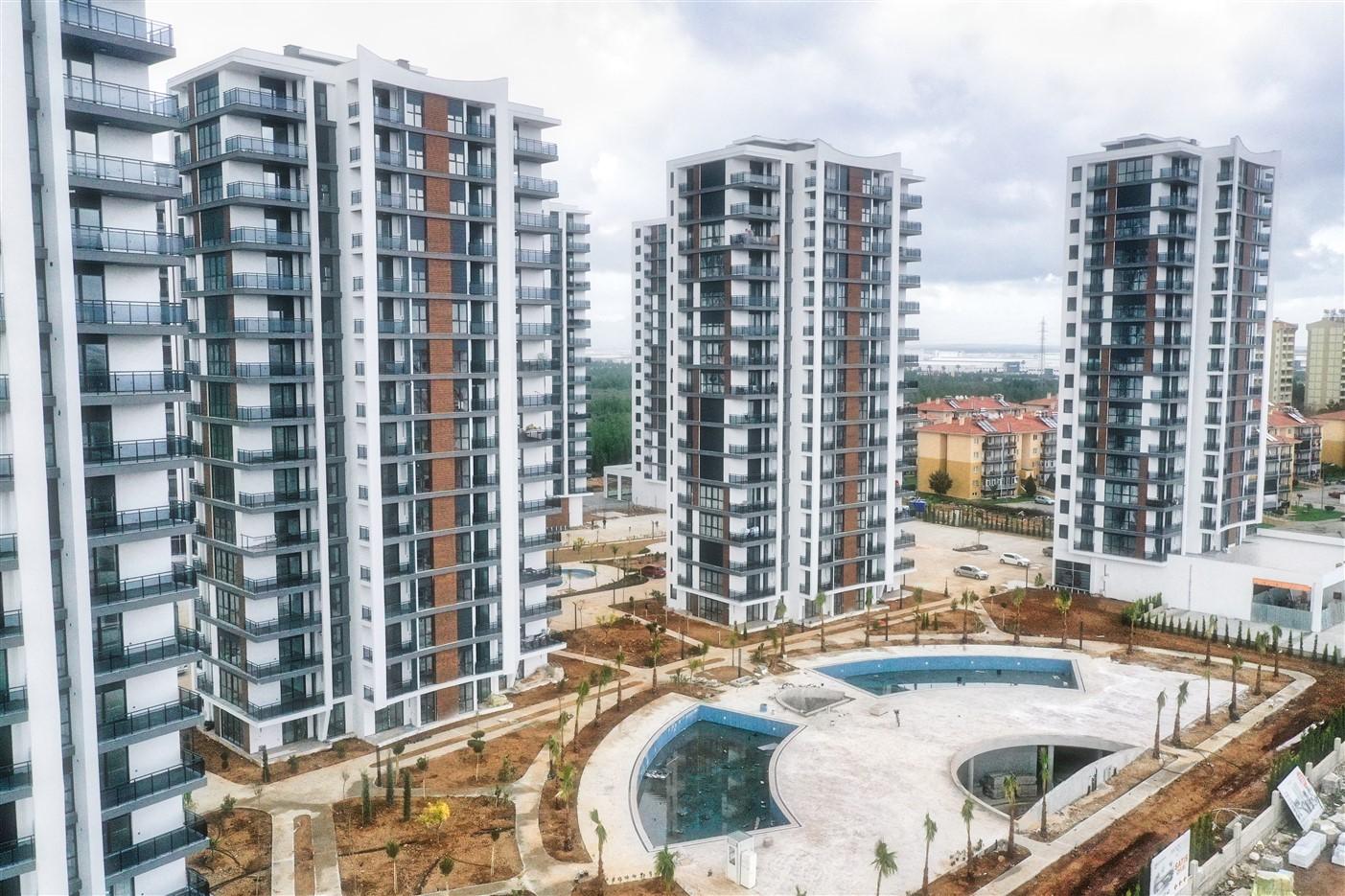 Квартиры в новом комплексе в районе Дошемеалты Анталия - Фото 7