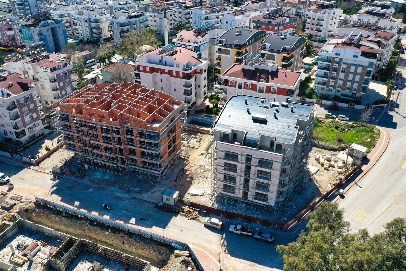Инвестиционный проект в районе Хурма Коньяалты - Фото 8