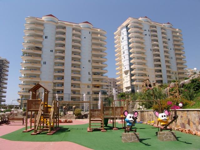 Просторные апартаменты 3+1 в Махмутларе - Фото 47