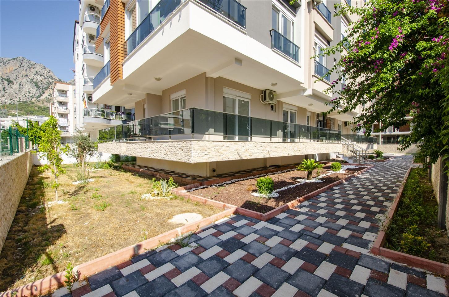 Квартиры в новом комплексе в районе Хурма Коньяалты Анталия - Фото 2