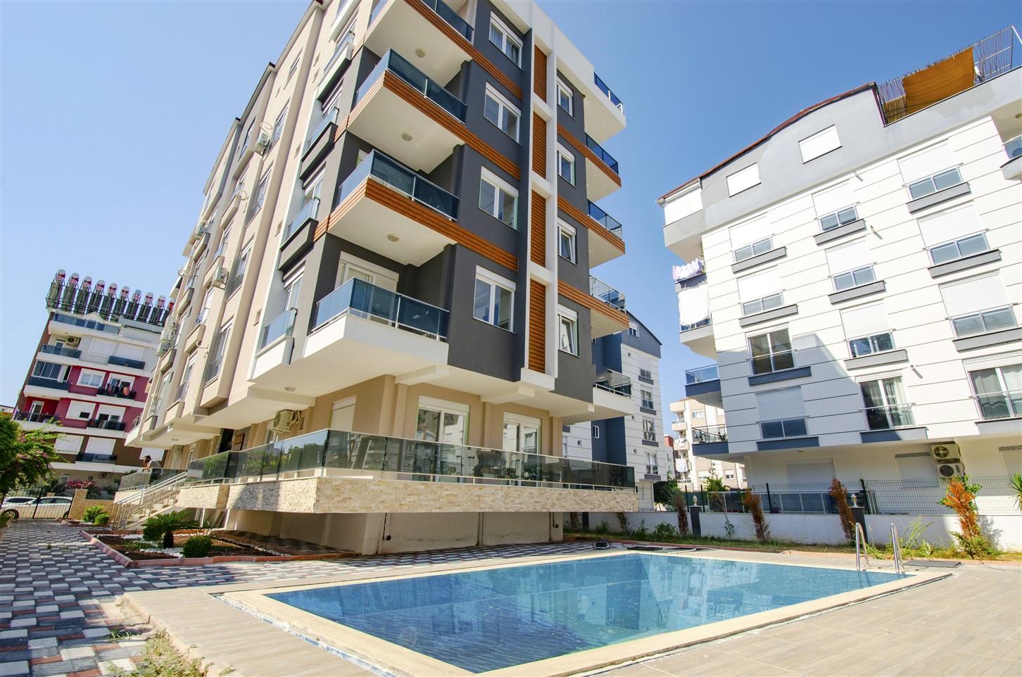 Квартиры в новом комплексе в районе Хурма Коньяалты Анталия - Фото 4