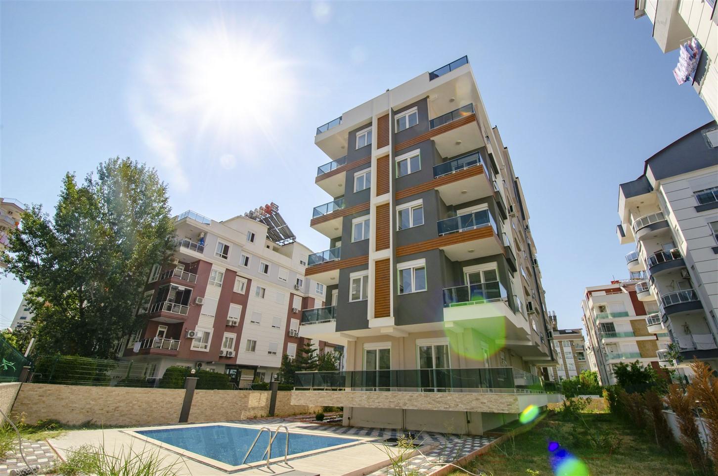 Квартиры в новом комплексе в районе Хурма Коньяалты Анталия - Фото 5