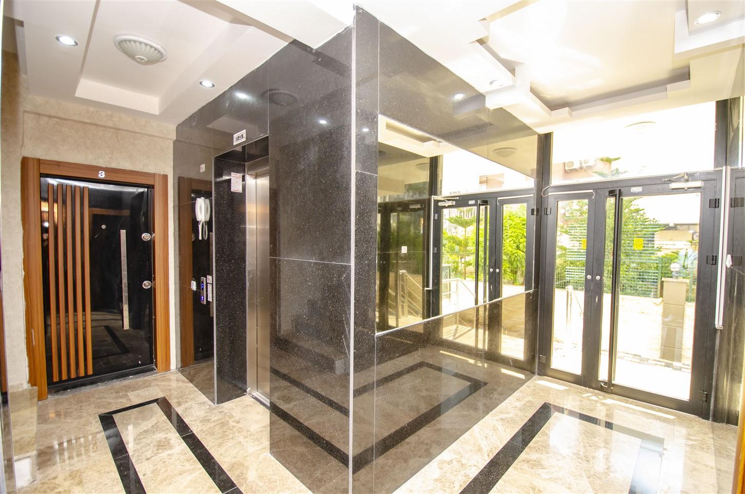 Квартиры в новом комплексе в районе Хурма Коньяалты Анталия - Фото 6