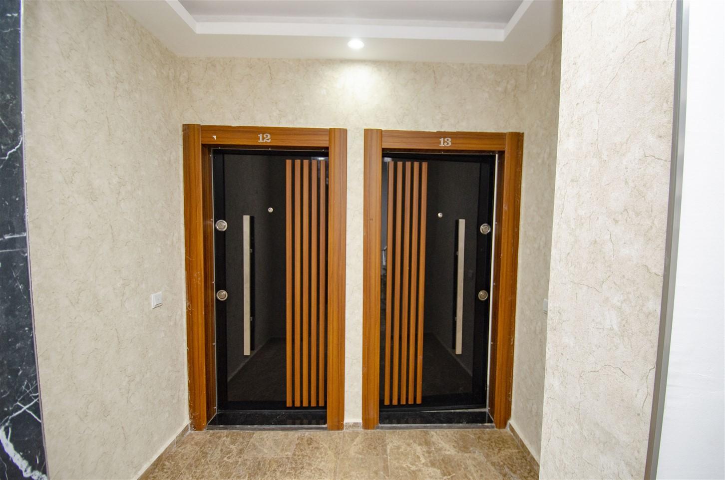 Квартиры в новом комплексе в районе Хурма Коньяалты Анталия - Фото 20