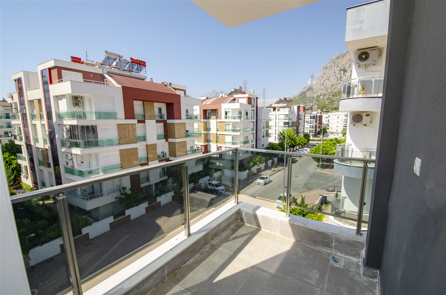 Квартиры в новом комплексе в районе Хурма Коньяалты Анталия - Фото 33