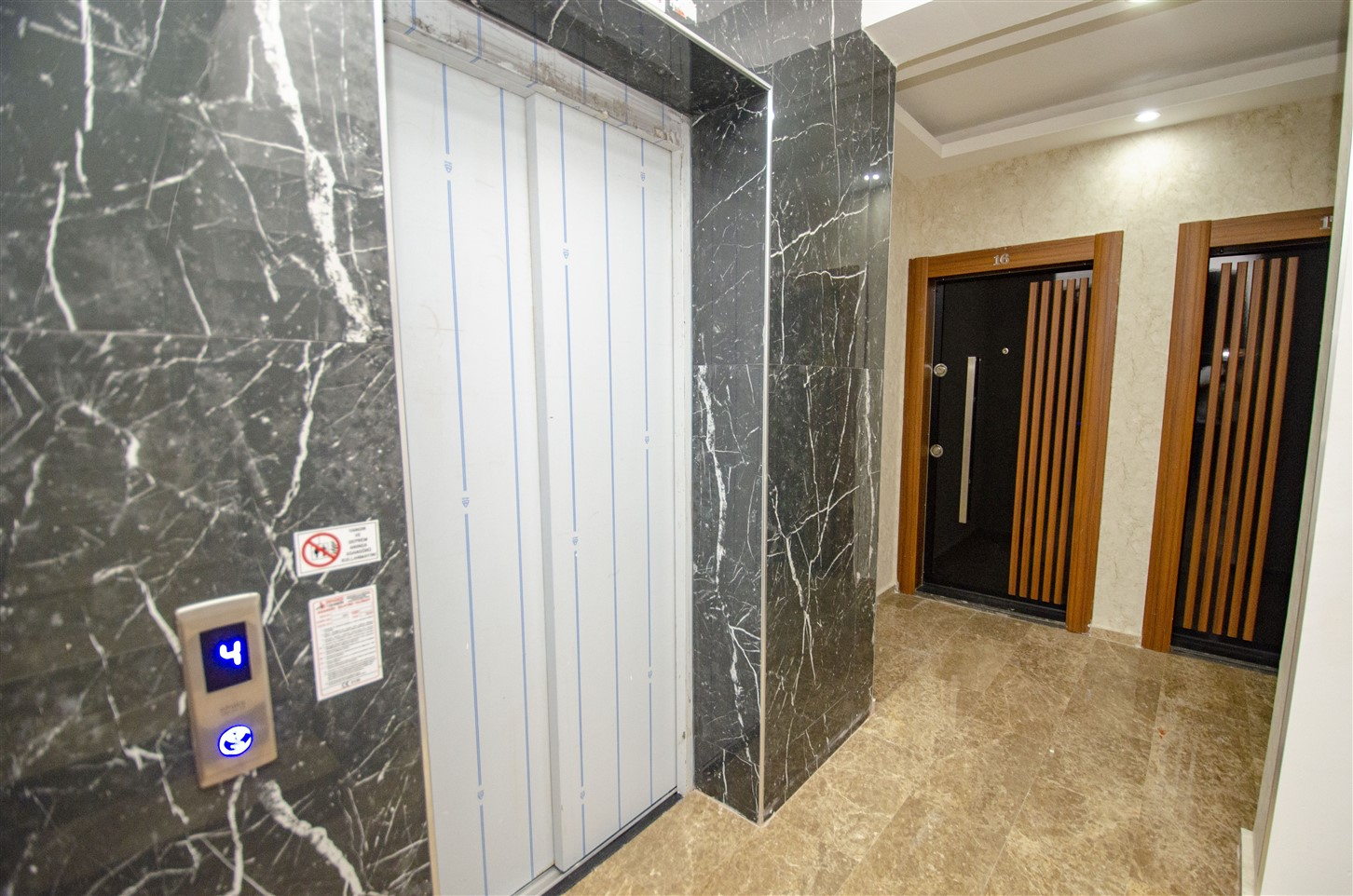 Квартиры в новом комплексе в районе Хурма Коньяалты Анталия - Фото 8
