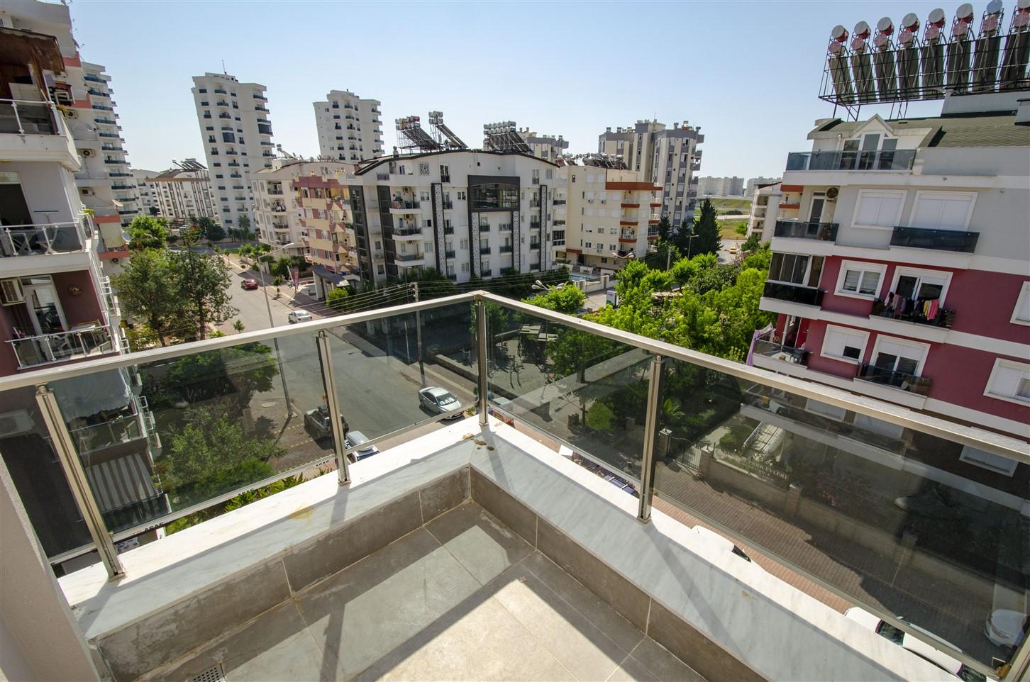 Квартиры в новом комплексе в районе Хурма Коньяалты Анталия - Фото 40