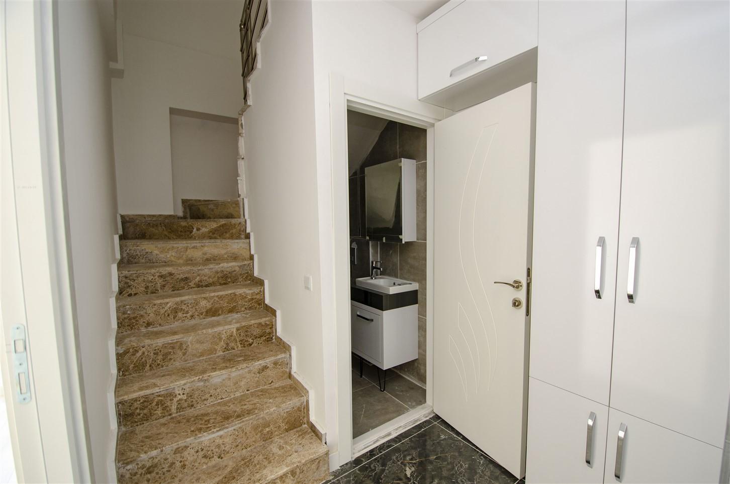 Квартиры в новом комплексе в районе Хурма Коньяалты Анталия - Фото 47