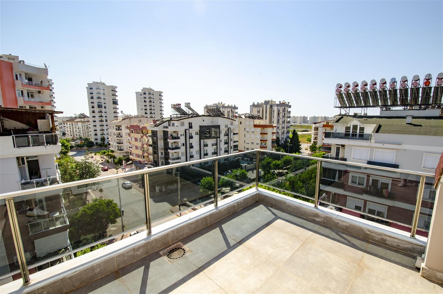 Квартиры в новом комплексе в районе Хурма Коньяалты Анталия - Фото 57