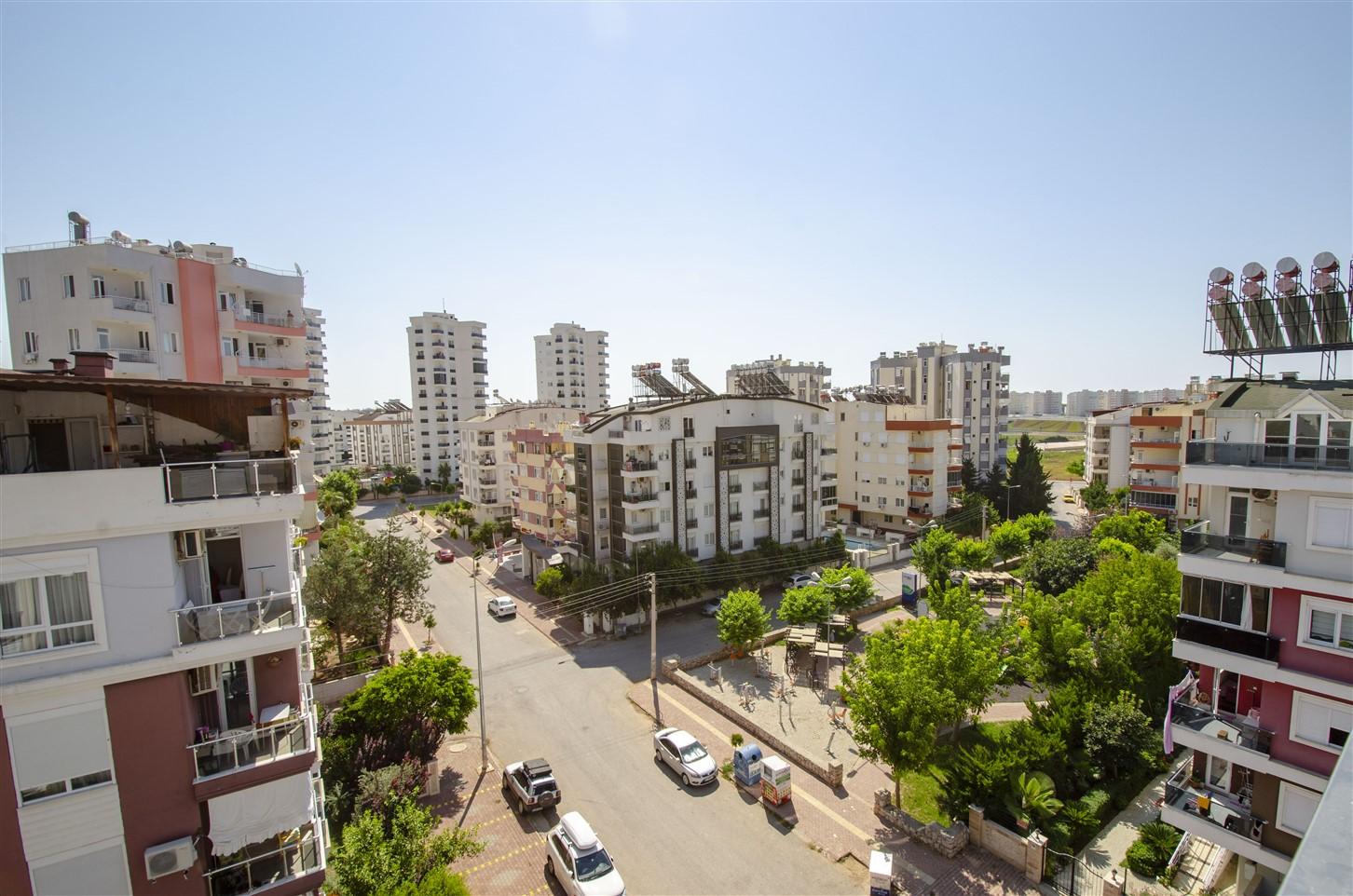 Квартиры в новом комплексе в районе Хурма Коньяалты Анталия - Фото 58