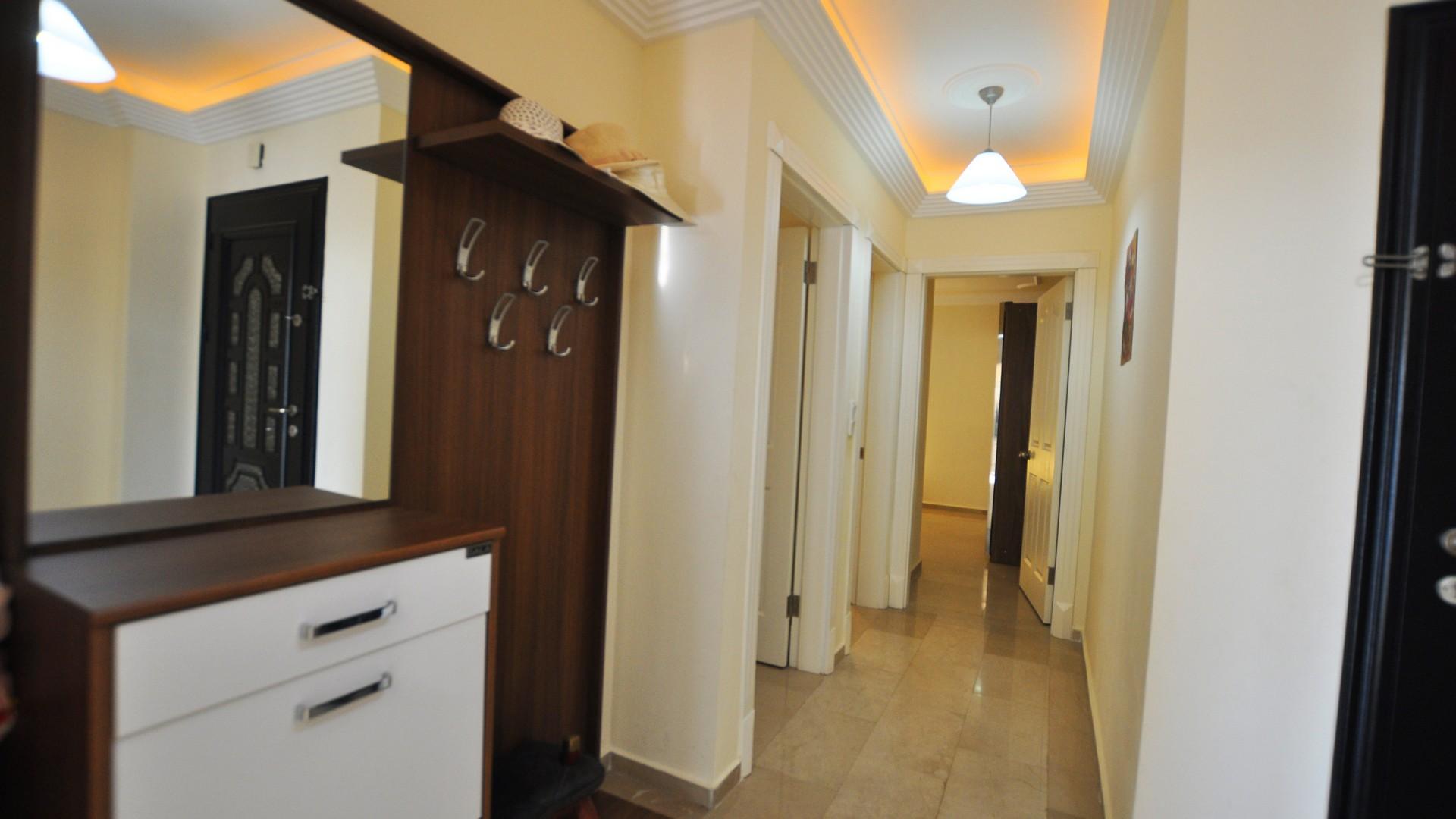 Меблированные апартаменты в Махмутлар - Фото 9