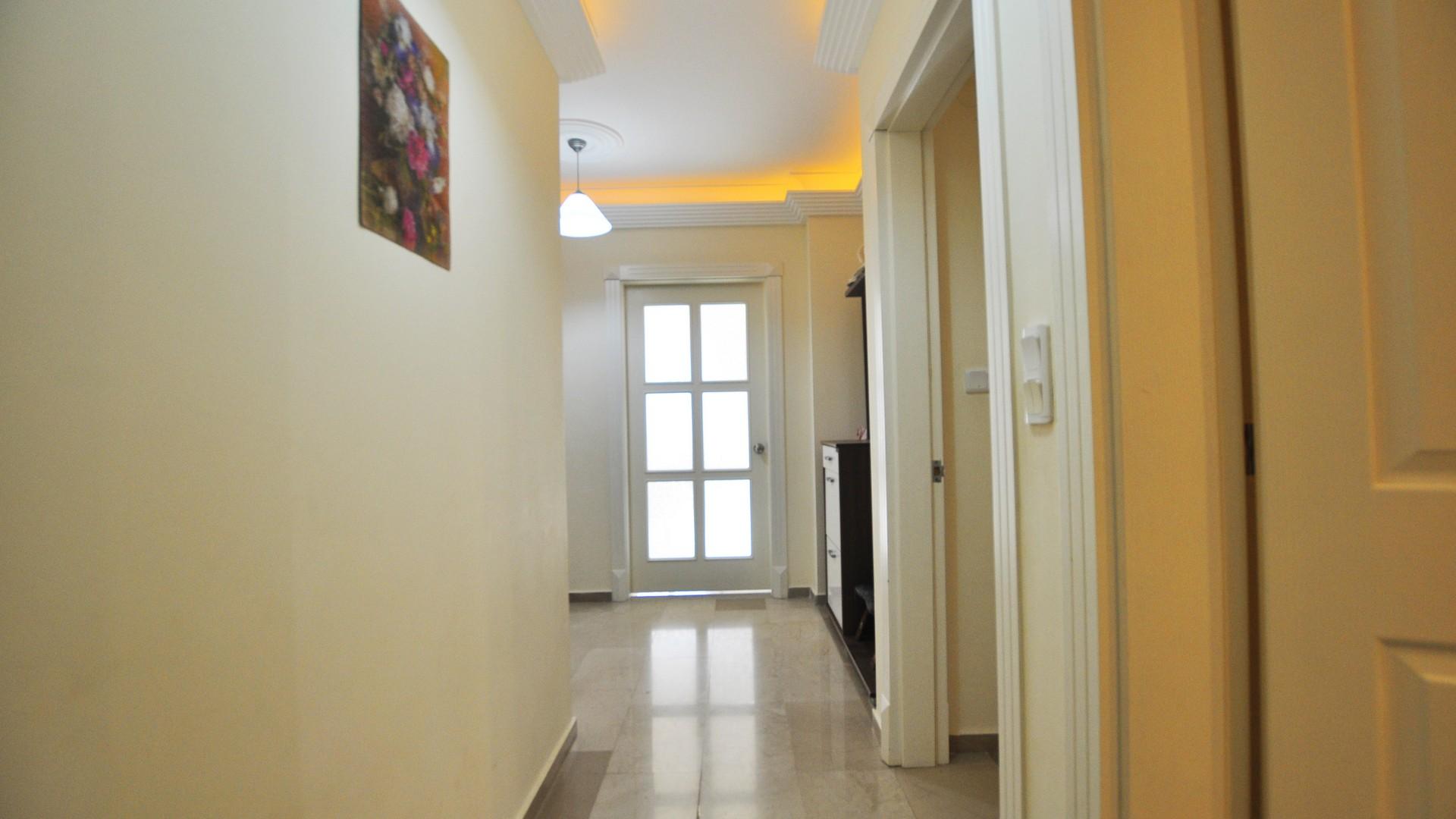 Меблированные апартаменты в Махмутлар - Фото 11