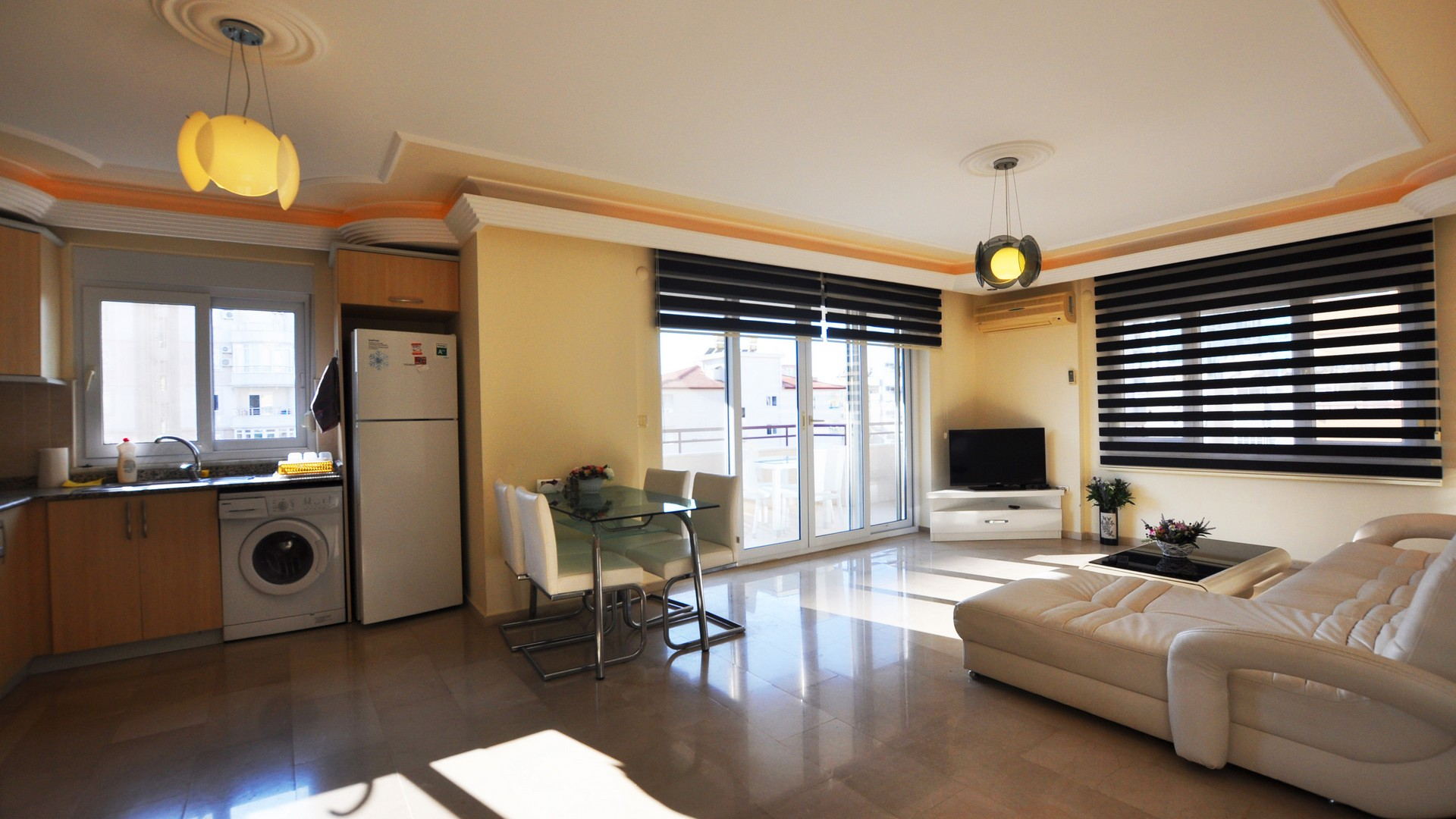 Меблированные апартаменты в Махмутлар - Фото 12
