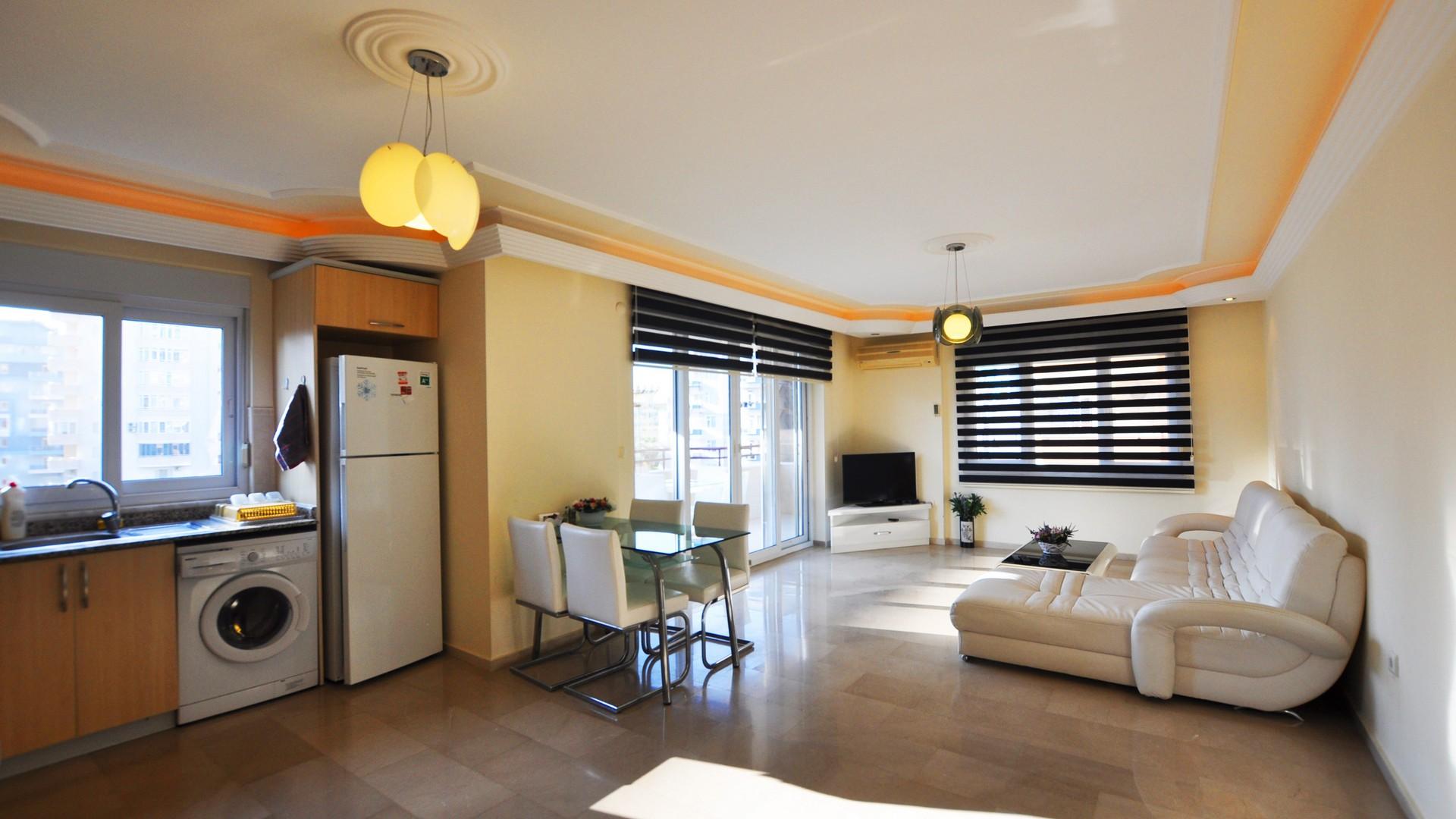 Меблированные апартаменты в Махмутлар - Фото 13