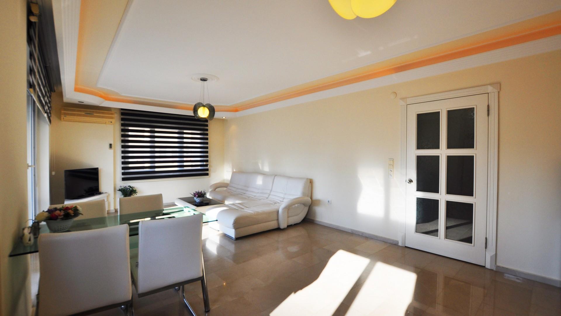 Меблированные апартаменты в Махмутлар - Фото 14