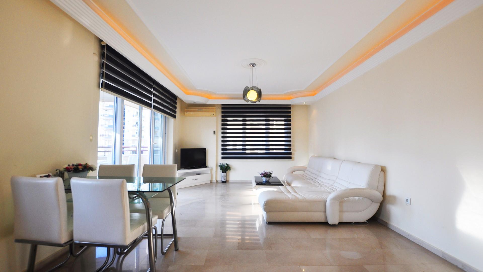 Меблированные апартаменты в Махмутлар - Фото 19